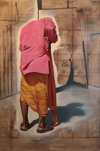 Tomas Watson, 'Man on Street', 2015