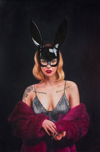 Mila Alexander, 'No Angel', 2018
