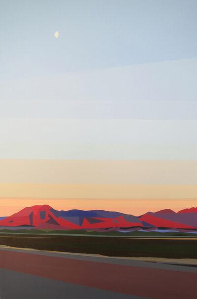 Greta Van Campen, 'Sunrise Near Van Horn', 2015