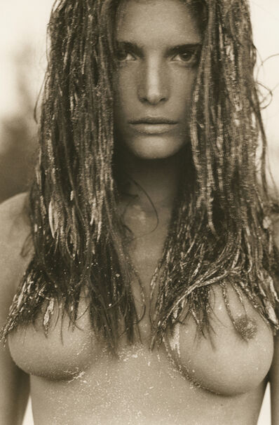 Herb Ritts, 'Stephanie Seymour 4, Hawaii', 1989