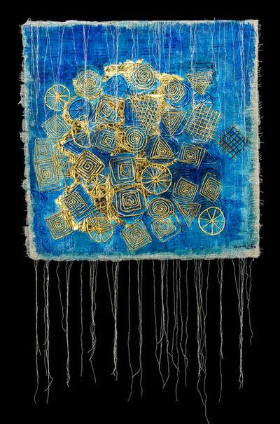Olga de Amaral, 'Nebula 4', 2015