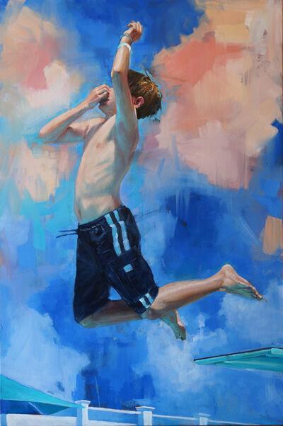 Carol O'Malia, 'Jump Start', 2017