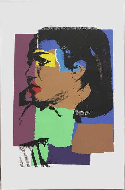 Andy Warhol, 'Ladies and Gentlemen (FS II.129)', 1975