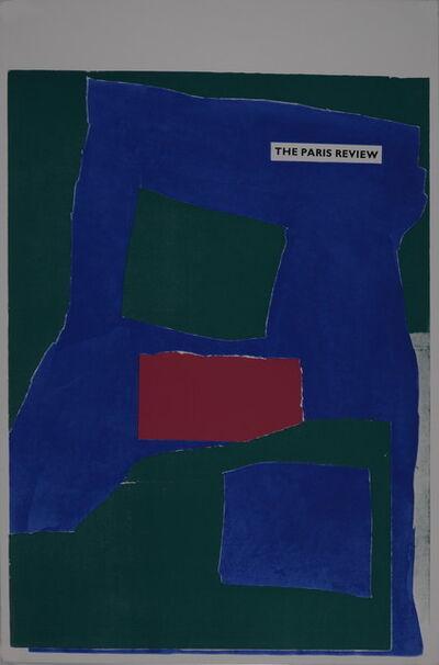 Esteban Vicente, 'The Paris Review', 1965