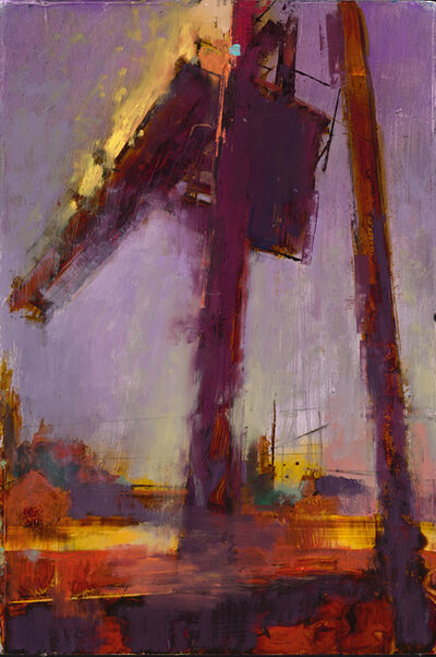 William Wray, 'Billboard Colors', 2019