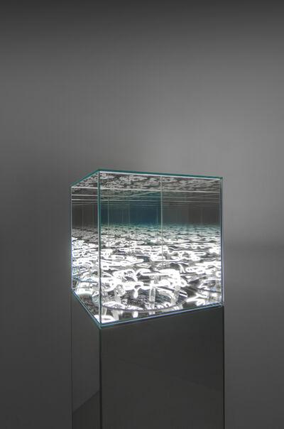 Brigitte Kowanz, 'Open Source', 2018