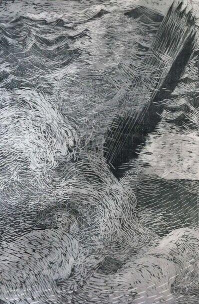 Jennifer Marshall, 'Sea of Shadows - snapped', 2014