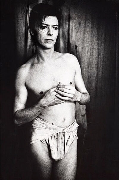 Anton Corbijn, 'David Bowie, Chicago 1980', 1980