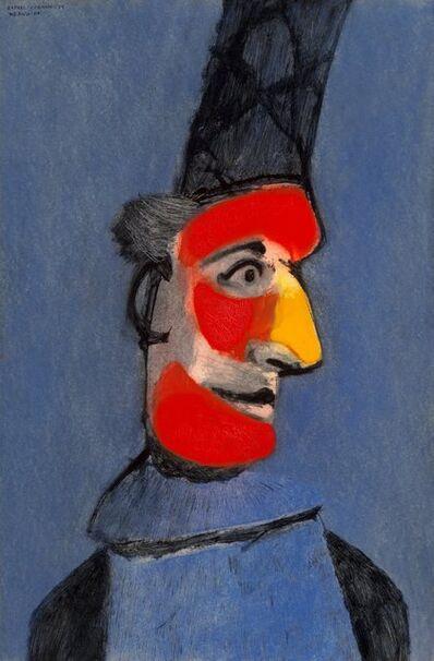 Rafael Coronel, 'Cara Pinta', 1959