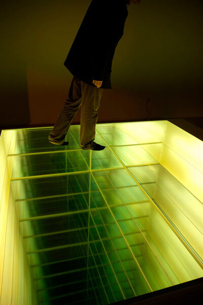 Chul-Hyun Ahn, 'Void Platform', 2011