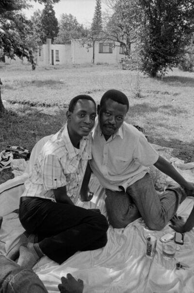 Sabelo Mlangeni, 'Couple Bheki and Sipho', 2009