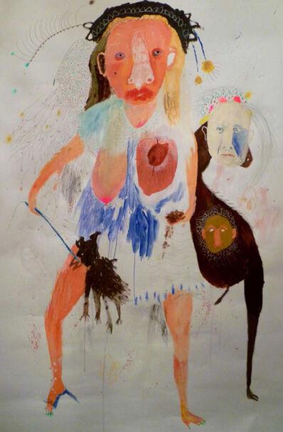 Silvia Mei, 'Nel mio cuore terra', 2013