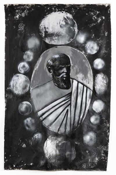 Tony Clark, 'Design for a Portrait Jewel (Tony)', 2015
