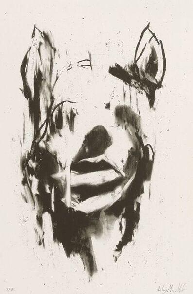 Antony Micallef, 'Head; Self Portrait', 2005