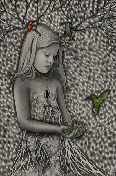 Alessia Iannetti, 'Bird Nest Child', 2013