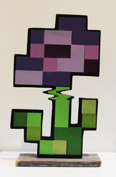 Joe Iurato, 'Another World Flower (Violet)', 2021