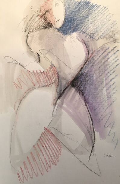 Liz Conces Spencer, 'Final Look', 2018