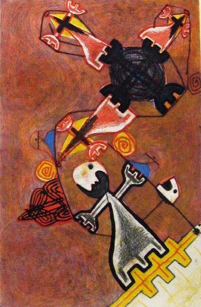 Frank Lobdell, '8.8.92', 1992