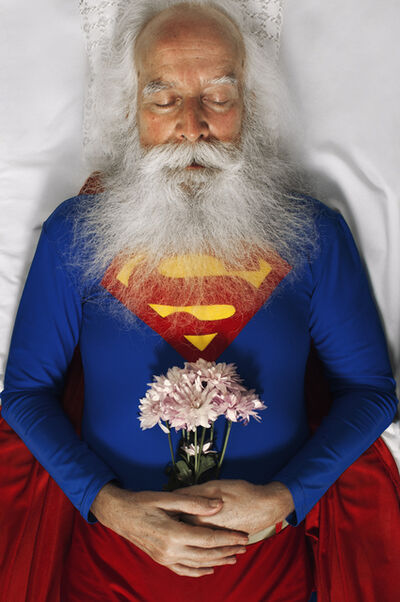 Romina Ressia, 'Superman', 2015