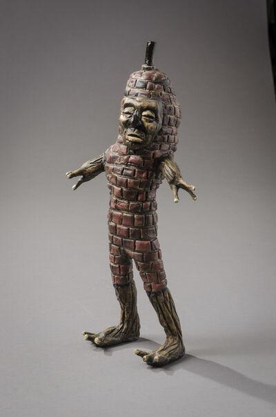John Casey, 'New England Brickmaster', 2007