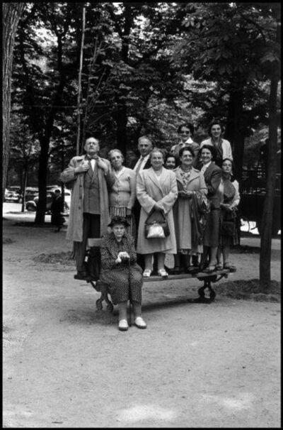 Elliott Erwitt, 'France, Paris', 1951