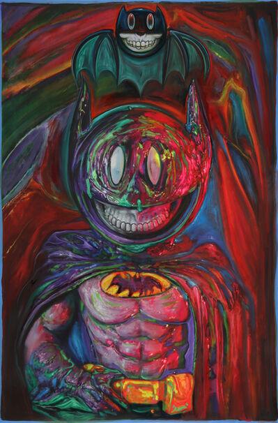 Ron English, 'Batman Grin', 2020
