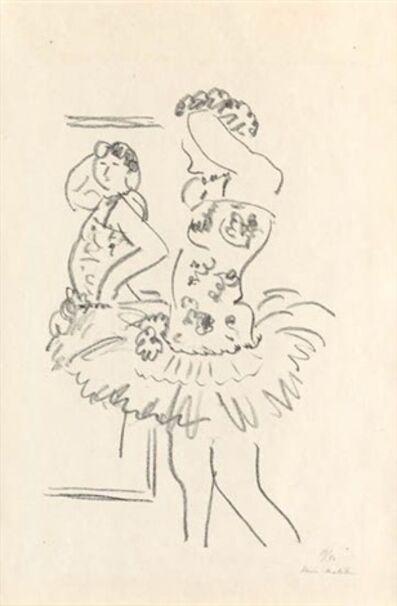 Henri Matisse, 'Danseuse au Miroir', 1927