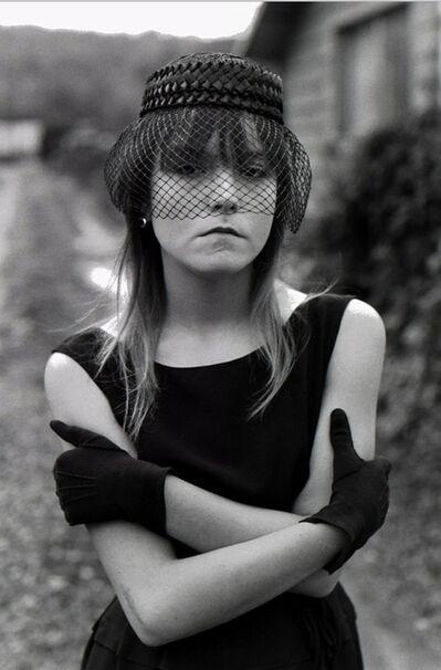 Mary Ellen Mark, 'Tiny in her Halloween Costume, Seattle, Washington', 1983