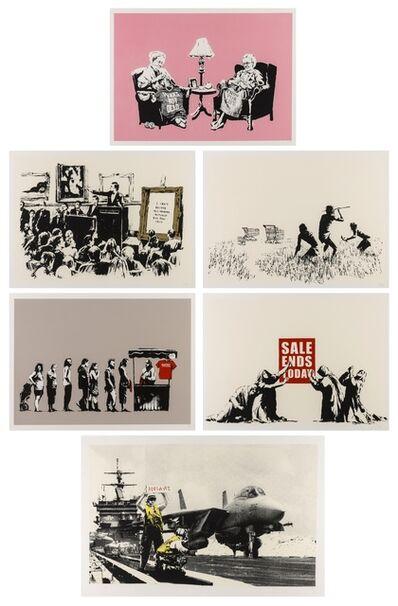 Banksy, 'Barely Legal (LA set)', 2006-7