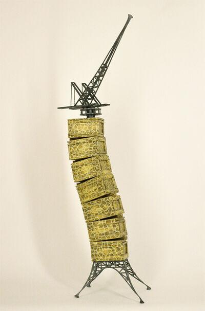 Bunpei Kado, 'Giraffe', 2007