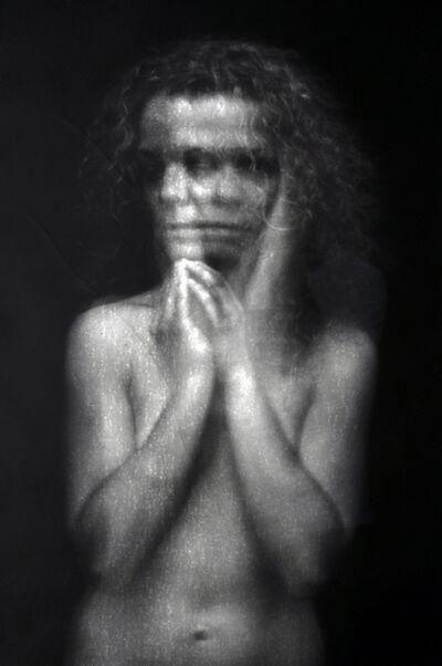 Graham davies, 'Portrait of a Woman 5'
