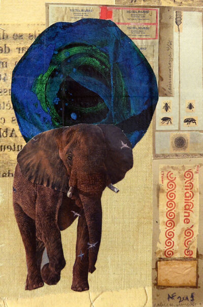 Ann Fischman, 'Elephant I', 2015