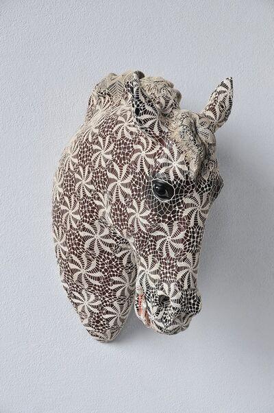 Joana Vasconcelos, 'Ace Face', 2012