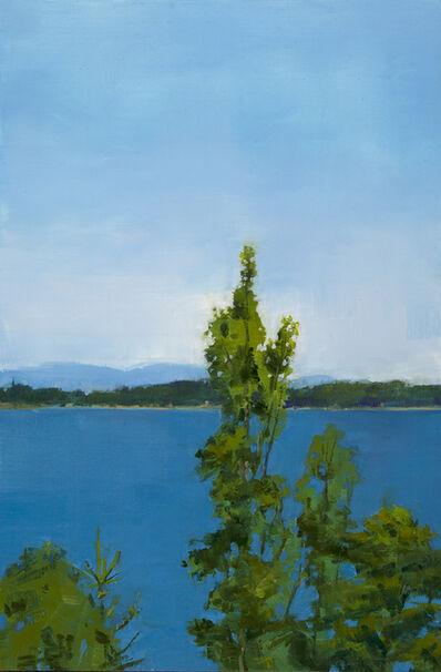Marilyn Turtz, 'Blue Bay'