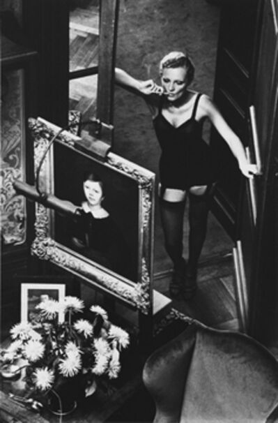 Helmut Newton, 'Roselyne', 1975