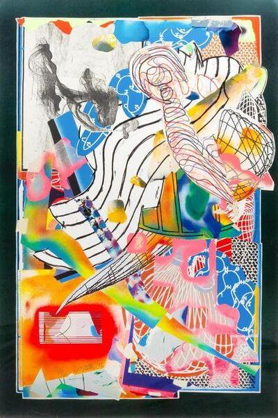 Frank Stella, 'Candles', 1992