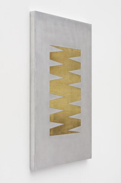 Zak Kitnick, '24 Month Calendar 2 (Mill Brass)', 2020