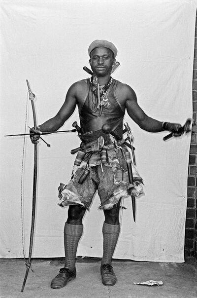 John Liebenberg, 'weekends at the okombone', 1984