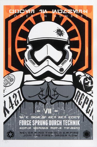 JJ Adams, 'First Order (Jedi & Dark Side)'