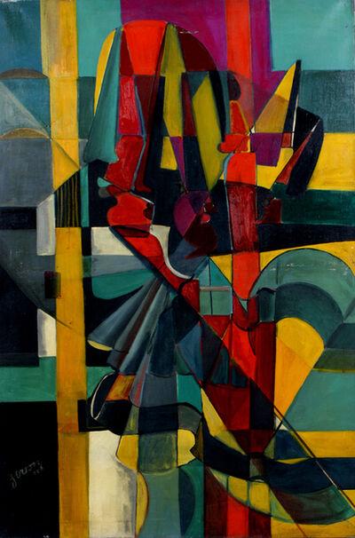Irene Zevon, 'Flamenco 2', 1956