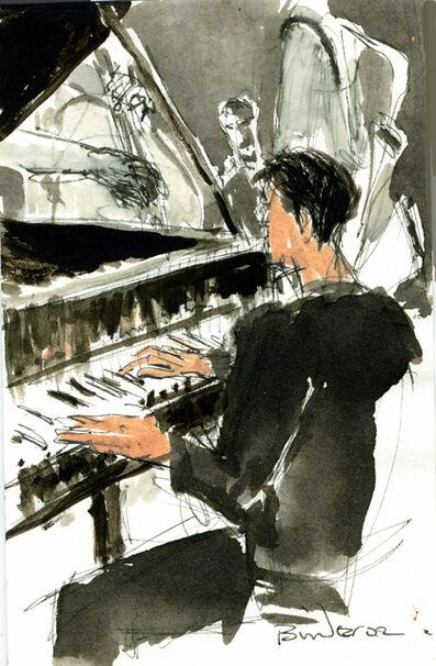 Gordon Binder, 'Jazz VI (Smalls NYC)', 2002