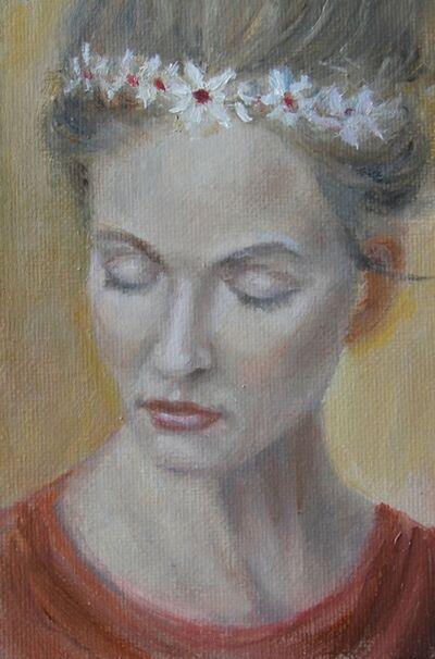 Elvira Kravenkova, 'Lady of Unicorn', 2020