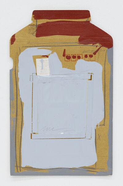 Kishio Suga, 'envelope's structure -3', 1990