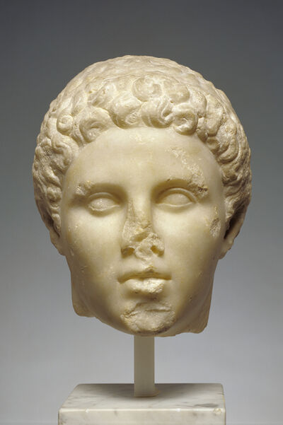 'Portrait of Hephaistion', ca. 320 BCE