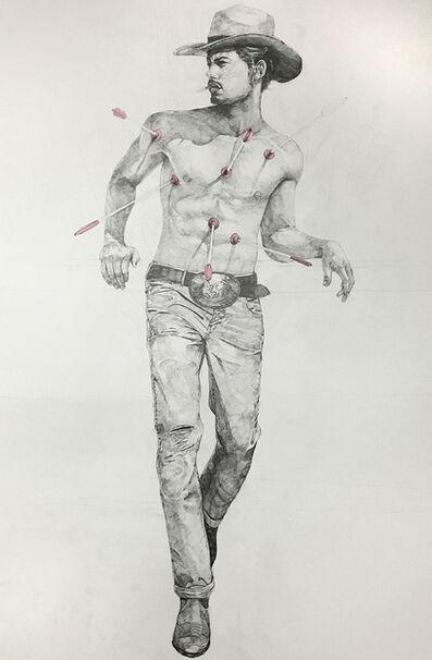Tracy Stuckey, 'Sebastian Drawing'