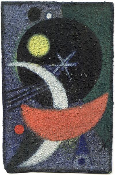 Max Ackermann, 'Über uns', 1937