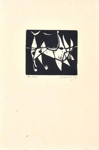 Corneille, 'Animal', 1949