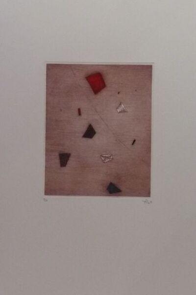 Arthur Luiz Piza, 'Le rouge d'en haut ', ca. 1970