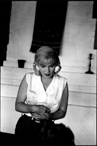 Elliott Erwitt, 'Marilyn Monroe ', 1960