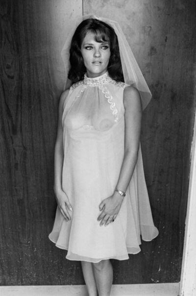 Lee Friedlander, 'Topless Bridesmaid', 1967